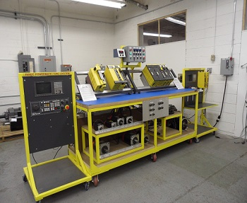 CNC Repair Services from Northline Industrial - Fanuc_Powermate_CNC