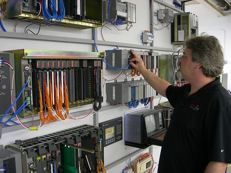 Electronics Repair from Northline Industrial  - PLC_Wall