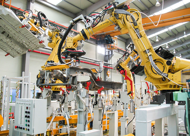 Trusted Robot Repairs from Northline Industrial  - FANUC_R2000iB_A